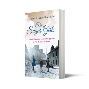 The Sugar Girls book